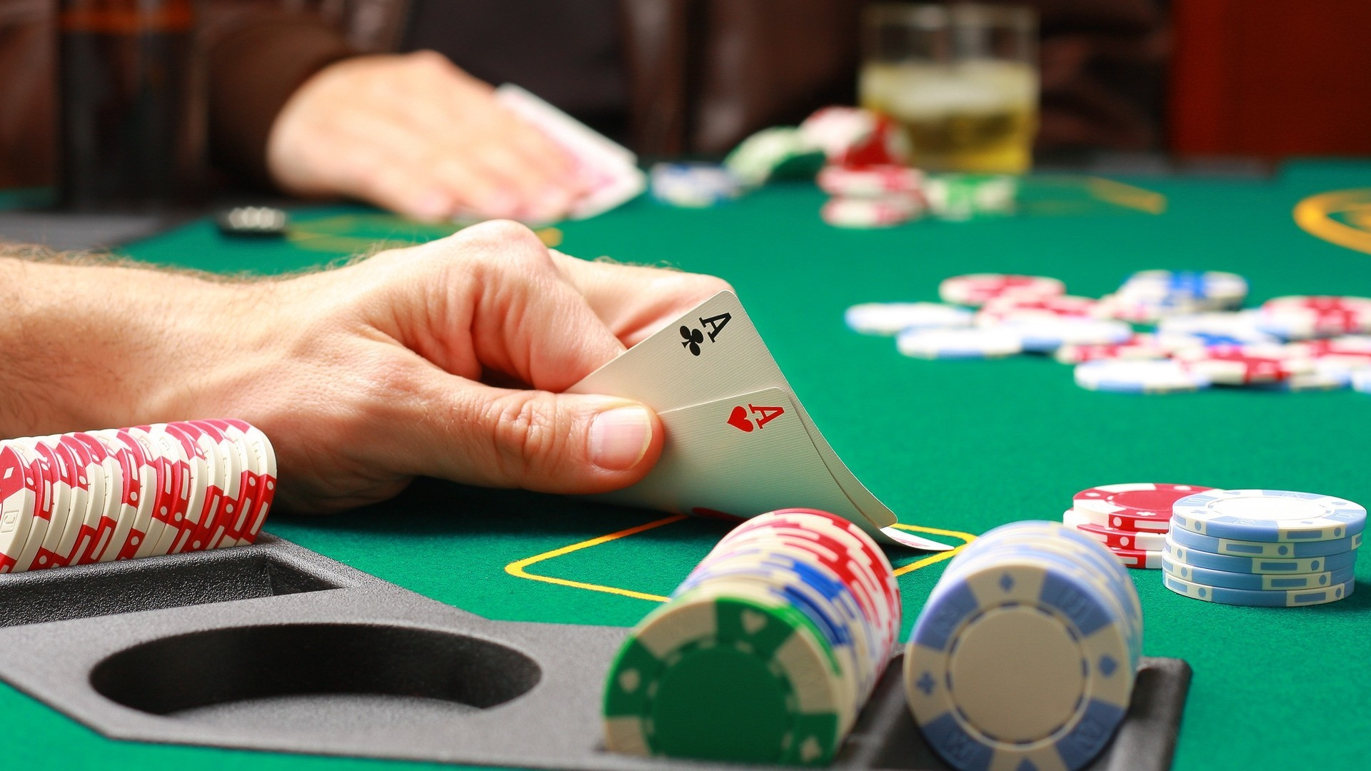 Top Seven Methods To Buy A Used Casino