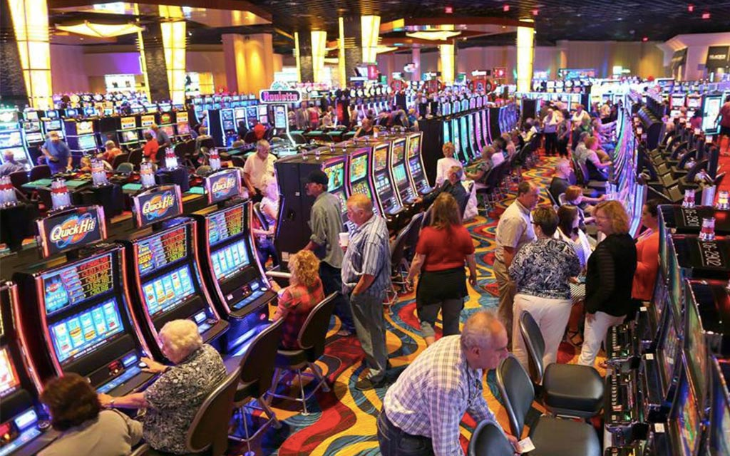 Sorts Of Casino: Which One Will Take Advantage Of Cash